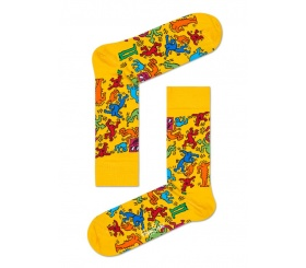 Skarpetki Happy Socks - Keith Haring  KEH01-2000