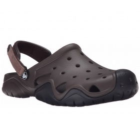 Crocs Swiftwater Espresso / Black (brązowy)